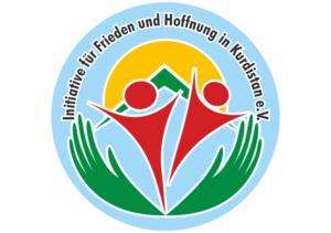 Logo Initiative für Frieden und Hoffnung in Kurdistan e.V.